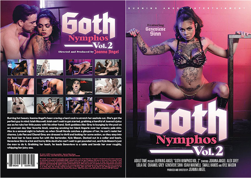 Goth Nymphos 2 Adult Movie