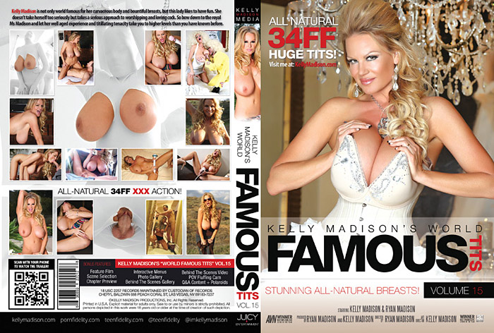 Kelly Madison's World Famous Tits 15 Adult Movie