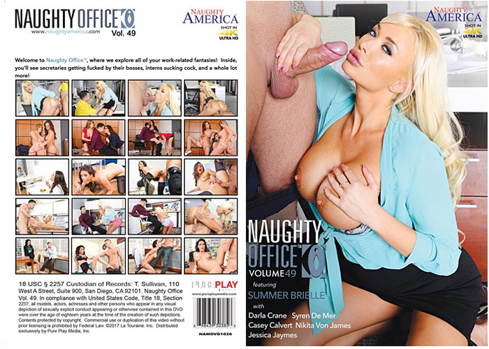 Naughty Office 49 Adult Movie