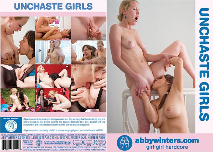 Girl-Girl Hardcore: Unchaste Girls Adult Movie