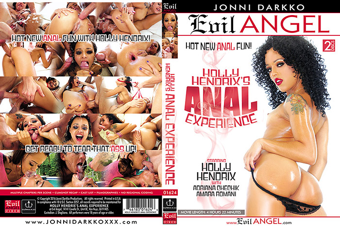 Holly Hendex's Anal Experience (2 Disc Set) Adult Movie