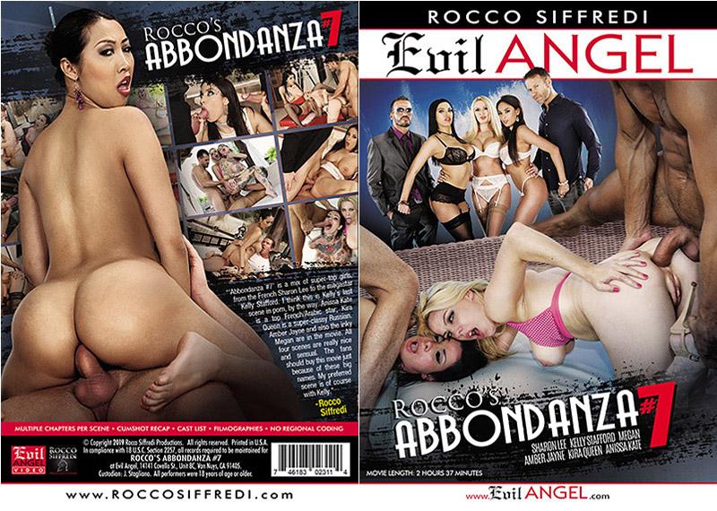 Rocco's Abbondanza 7 Adult Movie