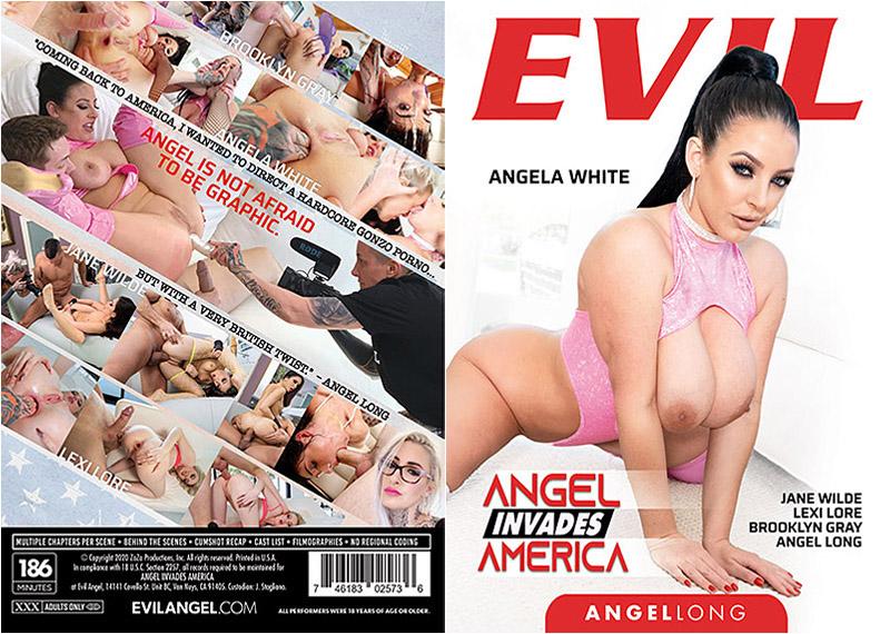 Angel Invades America Adult Movie