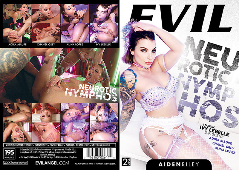Neurotic Nymphos (2 Disc Set) Adult Movie