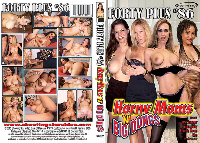 Forty Plus 86: Horny Moms N' Big Dongs Adult Movie