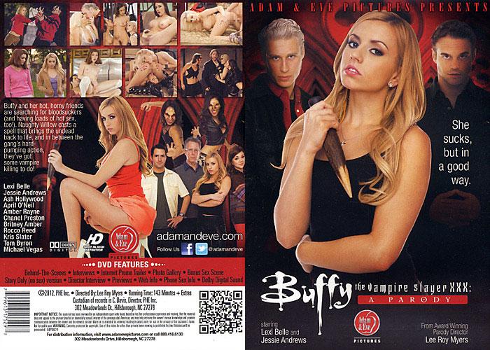 Buffy The Vampire Slayer Xxx 495 Adam Eve Voksen-2858