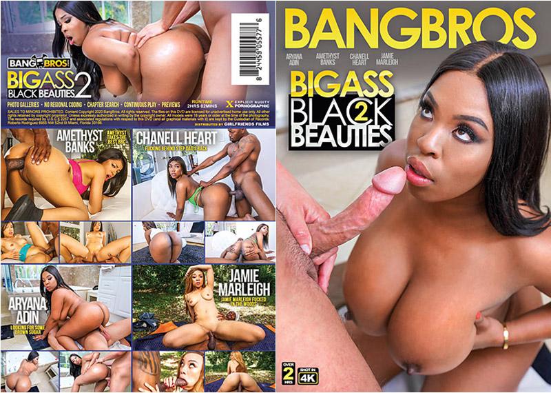 Big Ass Black Beauties 2 Adult Movie