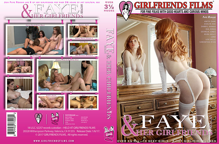 Faye Reagan & Her Girlfriends Adult Movie