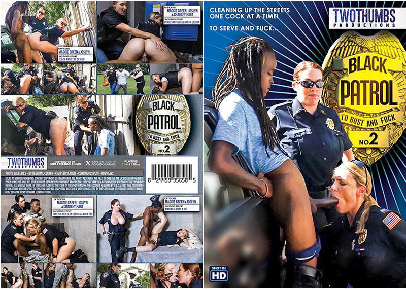 Black Patrol 2 Adult Movie