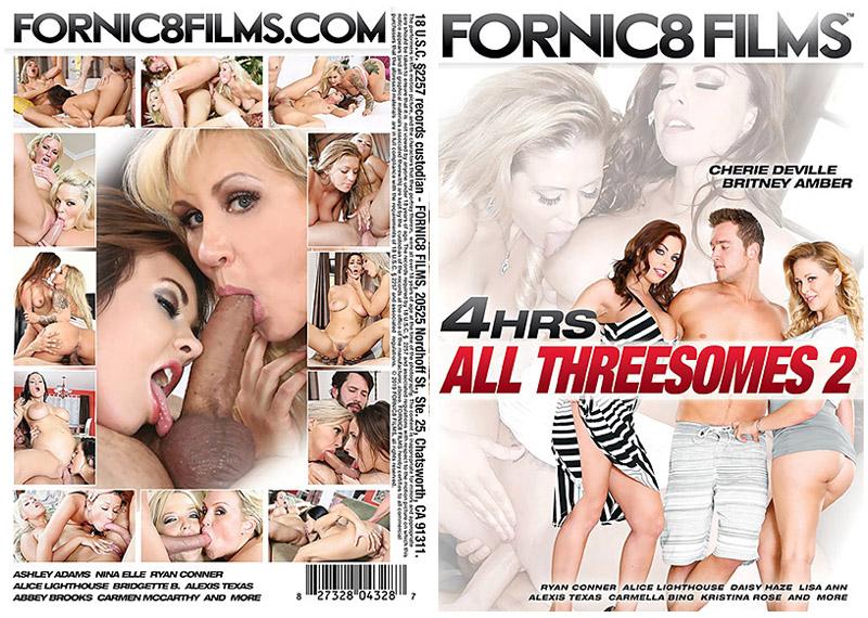 All Threesomes 2 Adult Movie