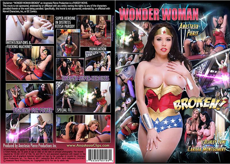 Wonder Woman Broken Adult Movie