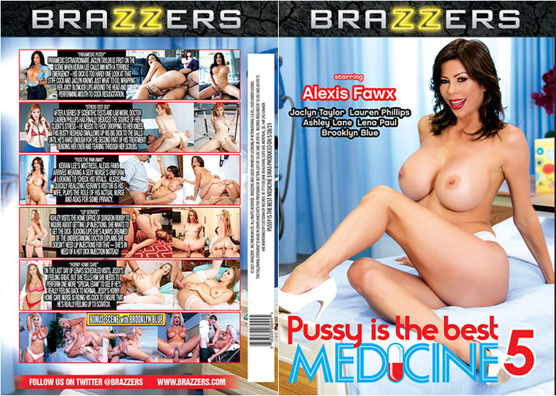 Pussy Is The Best Medicine 5 Adult Movie
