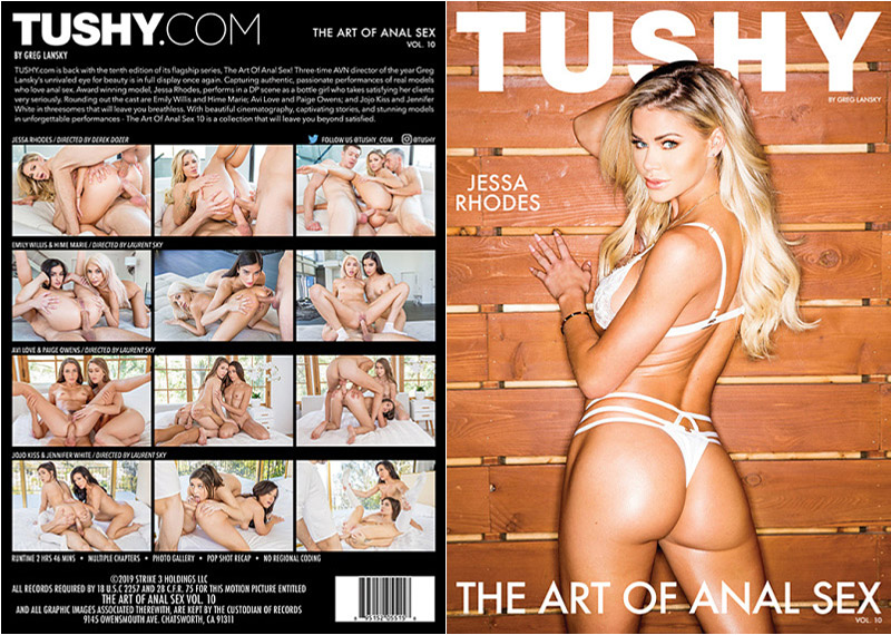 The Art Of Anal Sex 10 Adult Movie