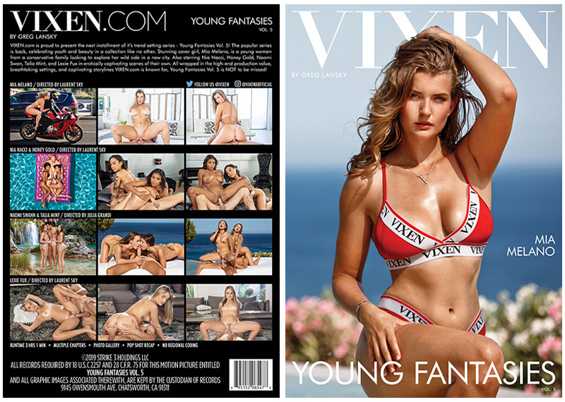 Young Fantasies 5 Adult Movie