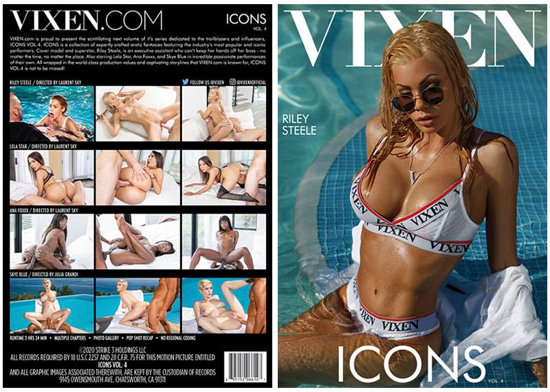 Icons 4 Adult Movie