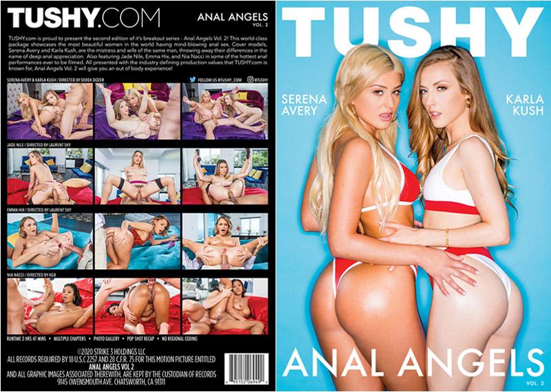 Anal Angels 2 Adult Movie