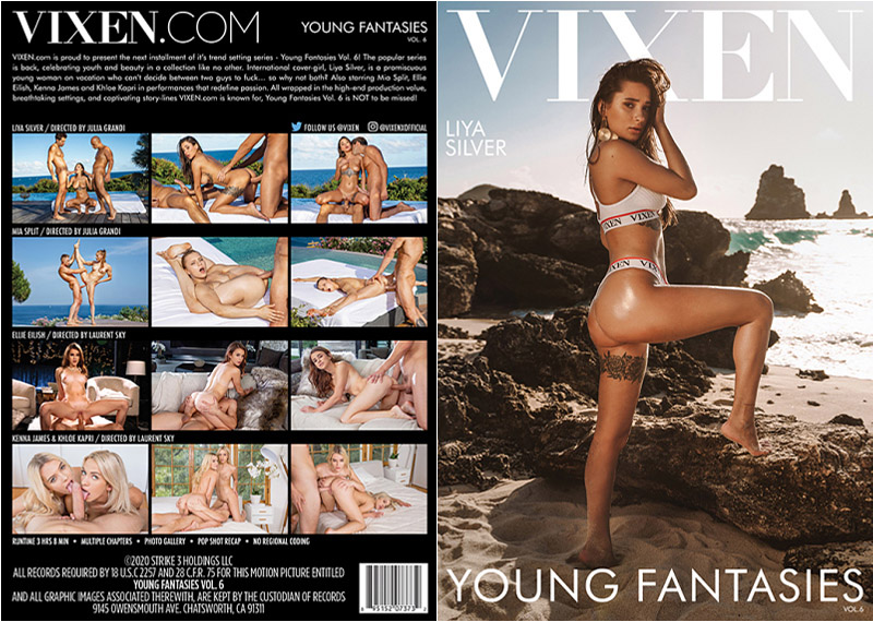 Young Fantasies 6 Adult Movie