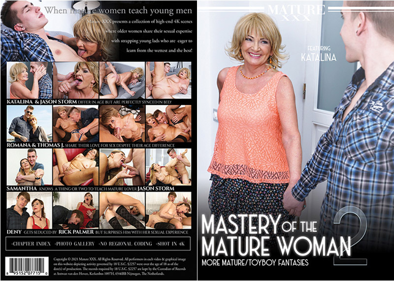 Mastery Of The Mature Woman 2 Adult Movie