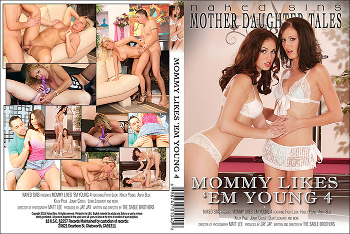 Mommy Likes 'Em Young 4 Adult Movie