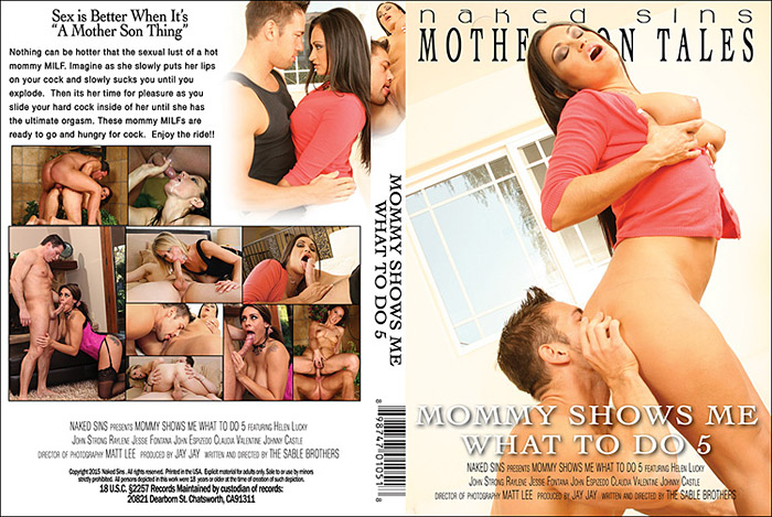 Mommy Shows Me What To Do 5 Adult Movie