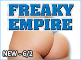 Freaky Empire Sale