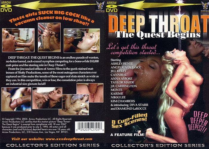 deep throat the quest