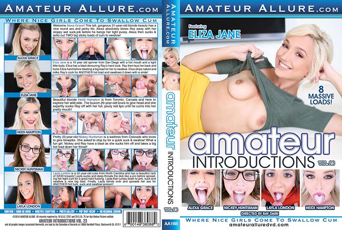 Amateur Introductions 23 Adult Movie