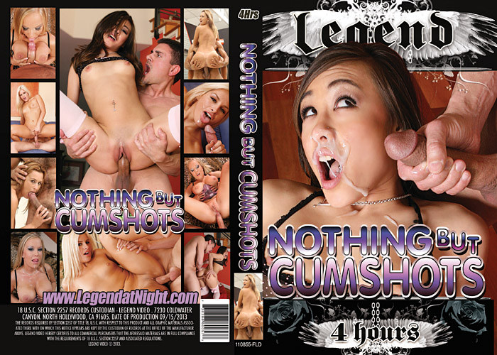 Nothing But Cumshots Adult Movie