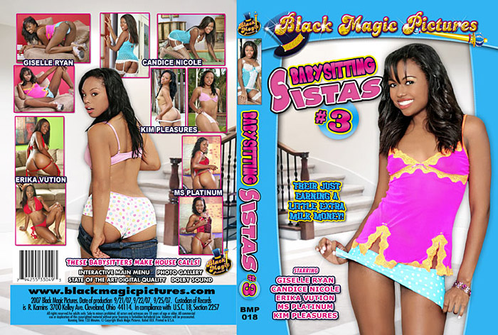 Babysitting Sistas 3 Adult Movie