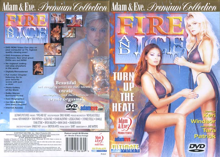 adam and eve presents fire and ice