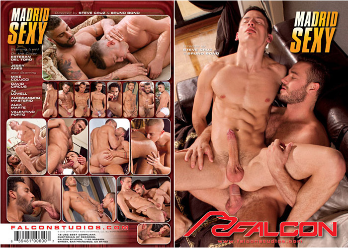 Estudio dvd gay Potro